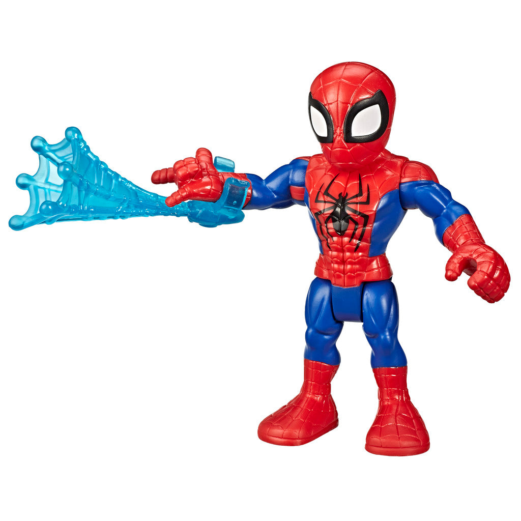 Superhero Adventures Spiderman 5-Inch Figure by Hasbro