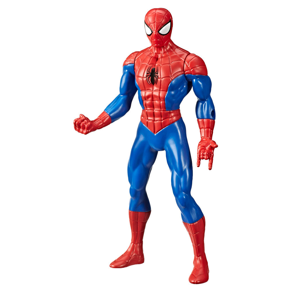 Marvel Spider-Man 9.5-Inch Figure by Hasbro