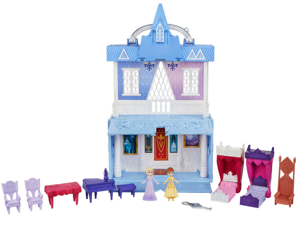 Frozen 2 Pop Adventures Arendelle Castle by Hasbro