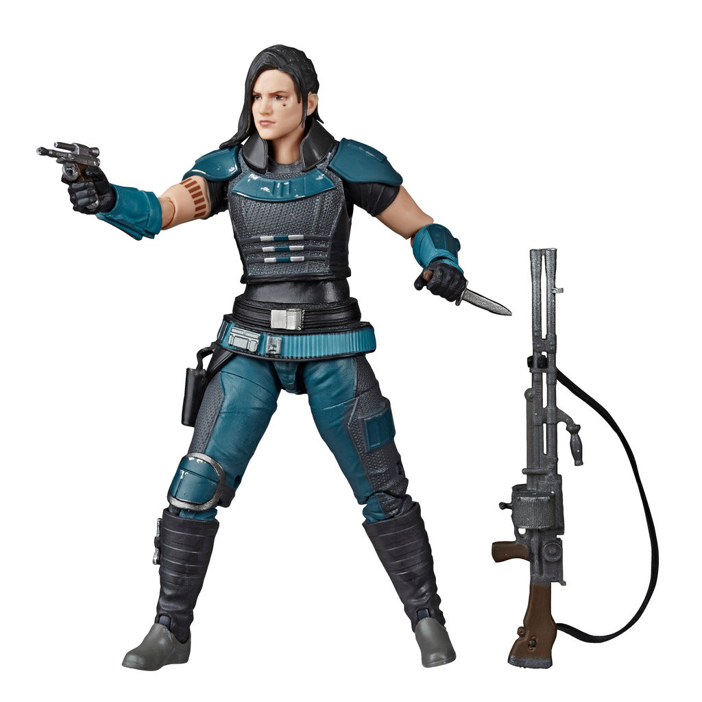 Star Wars Black Series The Rise of Skywalker Cara Dune Figure by Hasbro