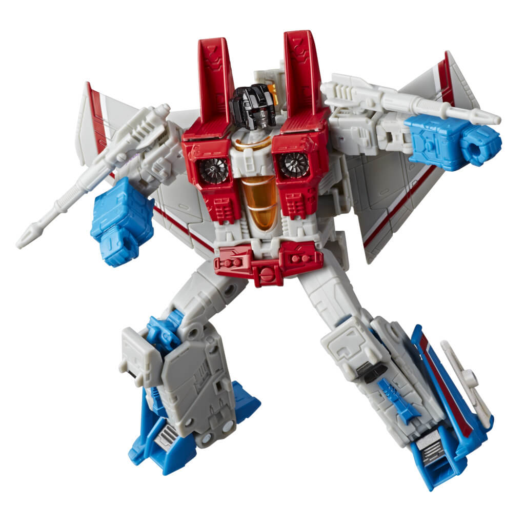 Transformers Earthrise War for Cybertron Starscream Action Figure by Hasbro -Hasbro - India - www.superherotoystore.com