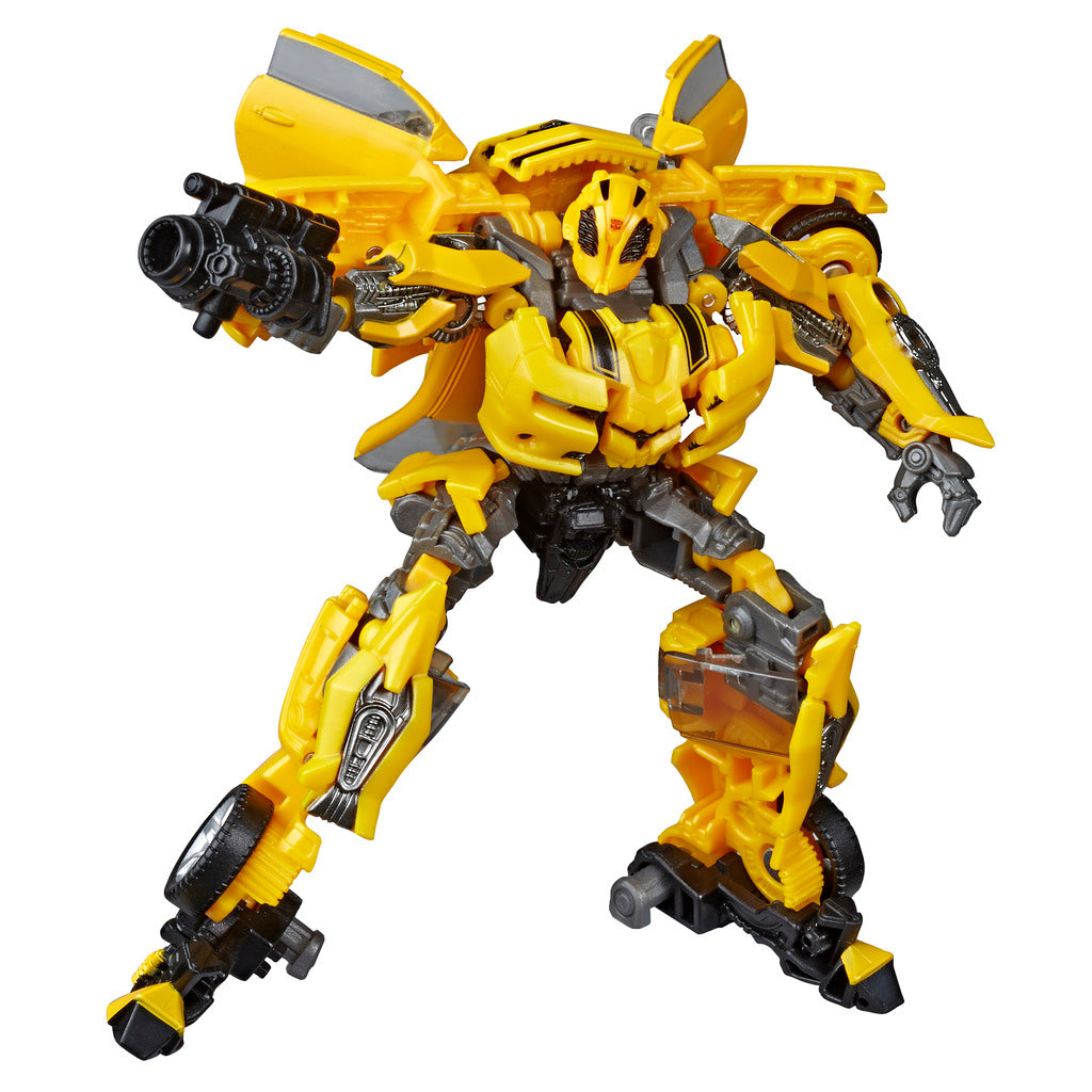 Transformers Studio Series No 49 Chevy Bumblebee Figure by Hasbro -Hasbro - India - www.superherotoystore.com