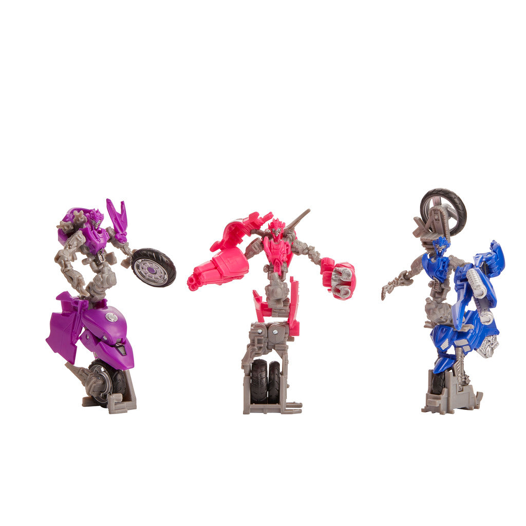 Transformers Studios Series No 52 Chromia, Arcee & Elita-1 Figure by Hasbro -Hasbro - India - www.superherotoystore.com