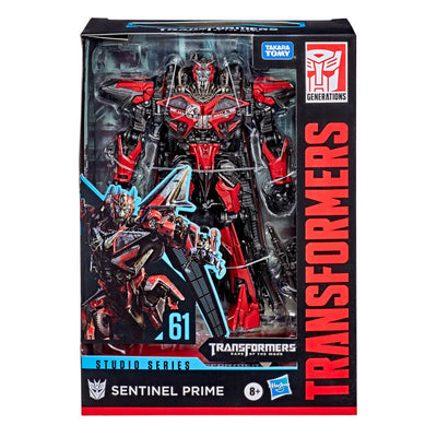 Transformers Studio Series No 61: Voyager Class Sentinel Prime Figure by Hasbro -Hasbro - India - www.superherotoystore.com