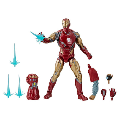 Avengers Endgame: Iron Man Marvel Legends Figure (Bro Thor BAF) by Hasbro
