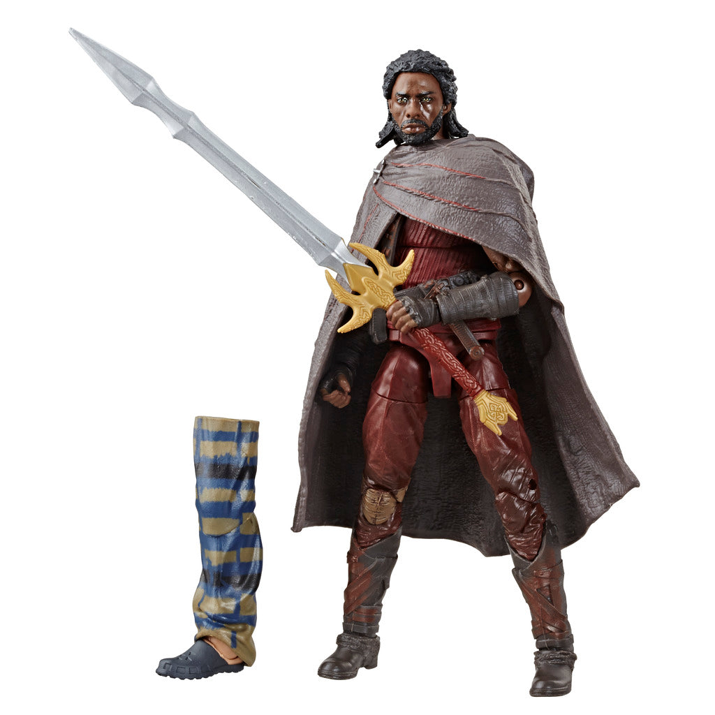 Avengers Infinity War: Heimdall Marvel Legends Figure (Bro Thor BAF) by Hasbro