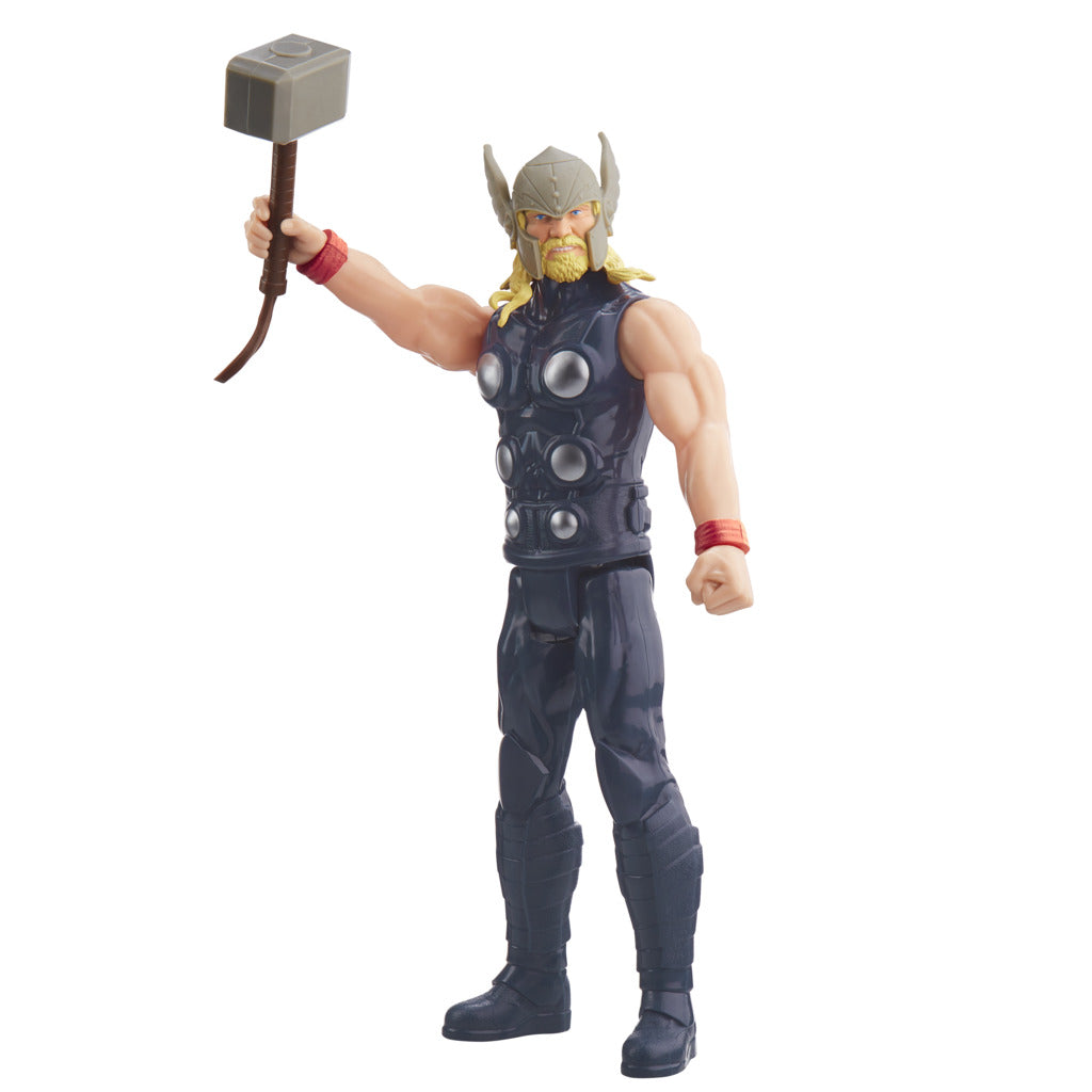 Marvel Comics Titan Hero Series Thor Figure by Hasbro -Hasbro - India - www.superherotoystore.com