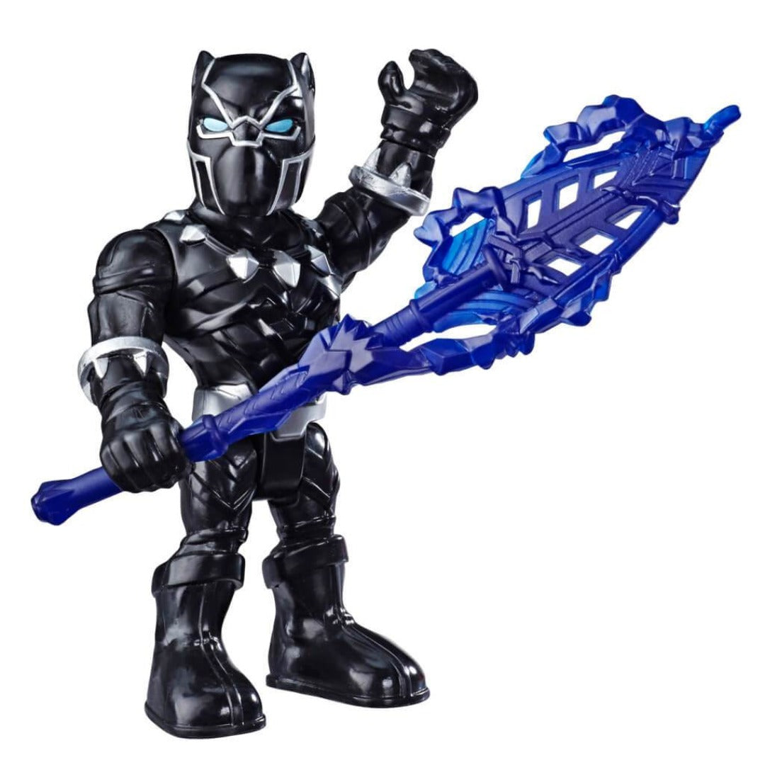 Superhero Adventures Black Panther Figure by Hasbro -Hasbro - India - www.superherotoystore.com