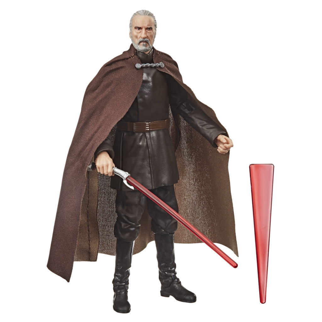 Star Wars Black Series Count Dooku Figure by Hasbro -Hasbro - India - www.superherotoystore.com