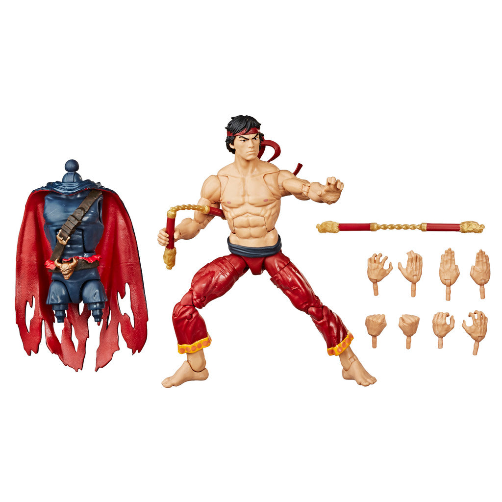 Marvel Legends Demogoblin Series Shang-Chi Figure by Hasbro