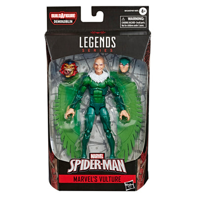 Marvel Legends Demogoblin Series Vulture Figure by Hasbro -Hasbro - India - www.superherotoystore.com