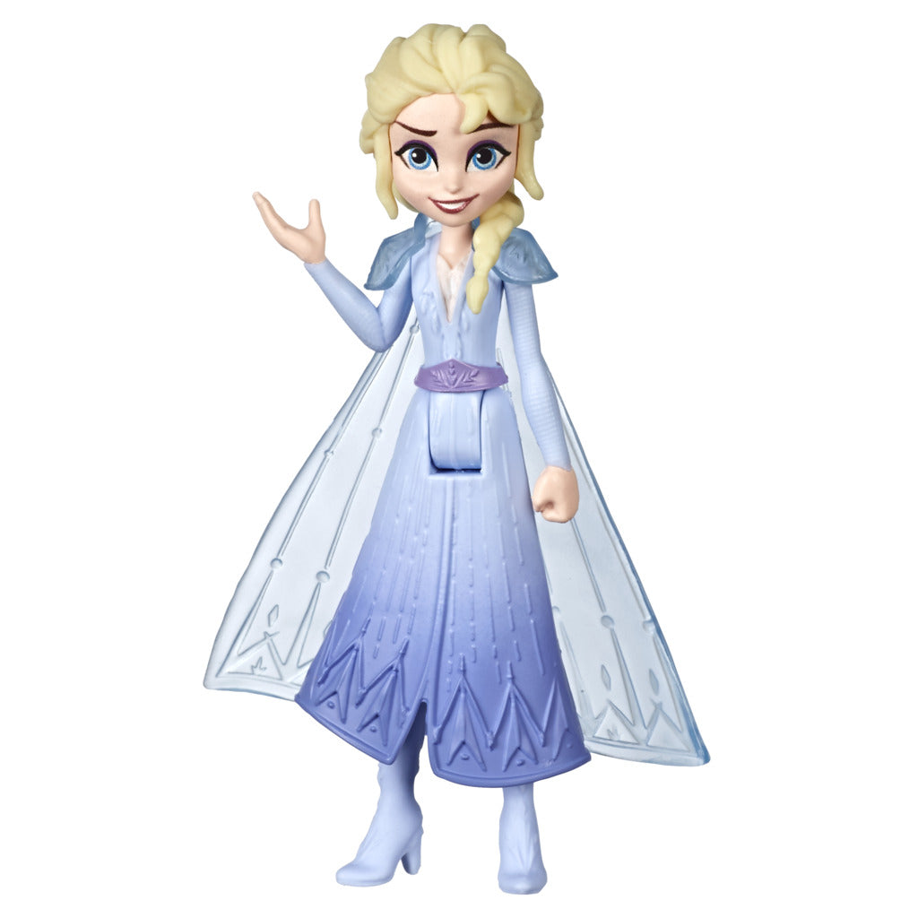Disney Frozen 2 Elsa 4-Inch Mini Doll by Hasbro