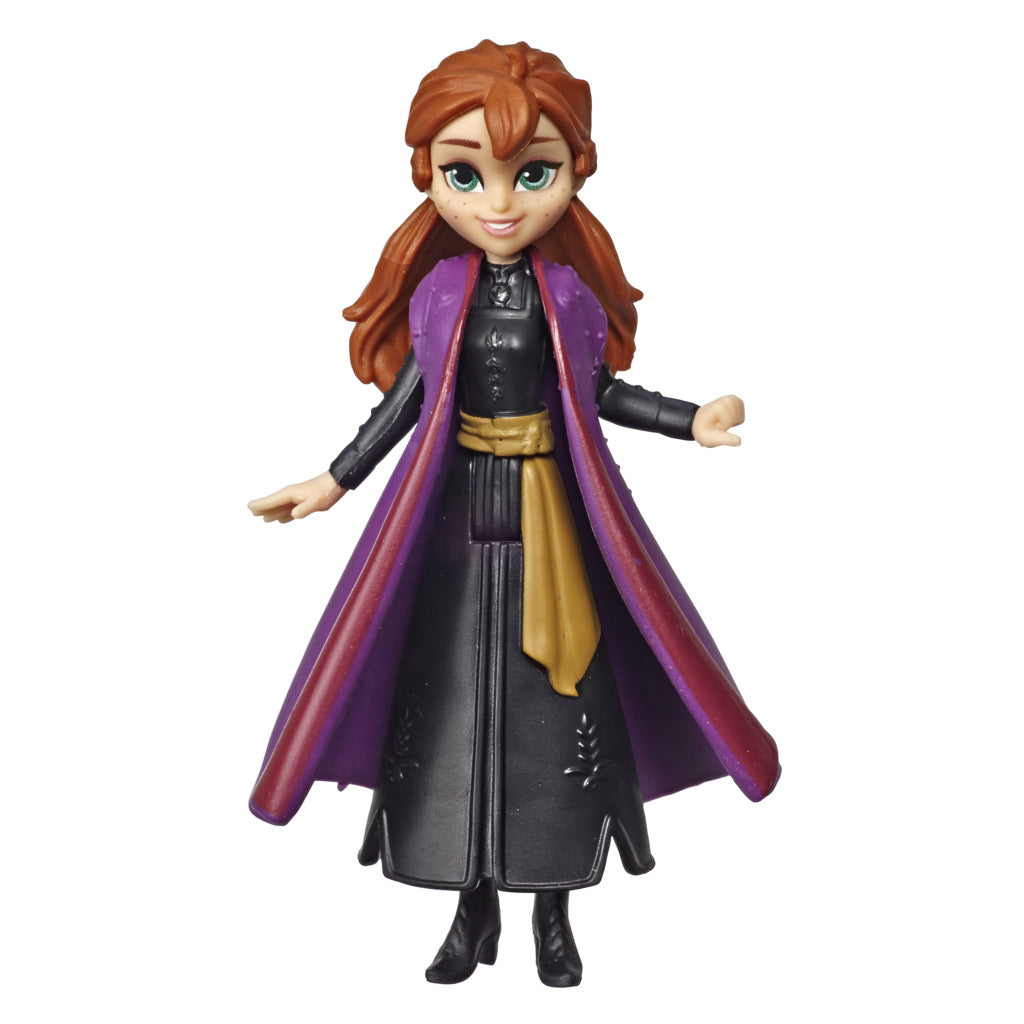 Disney Frozen 2 Anna 4-Inch Mini Doll by Hasbro