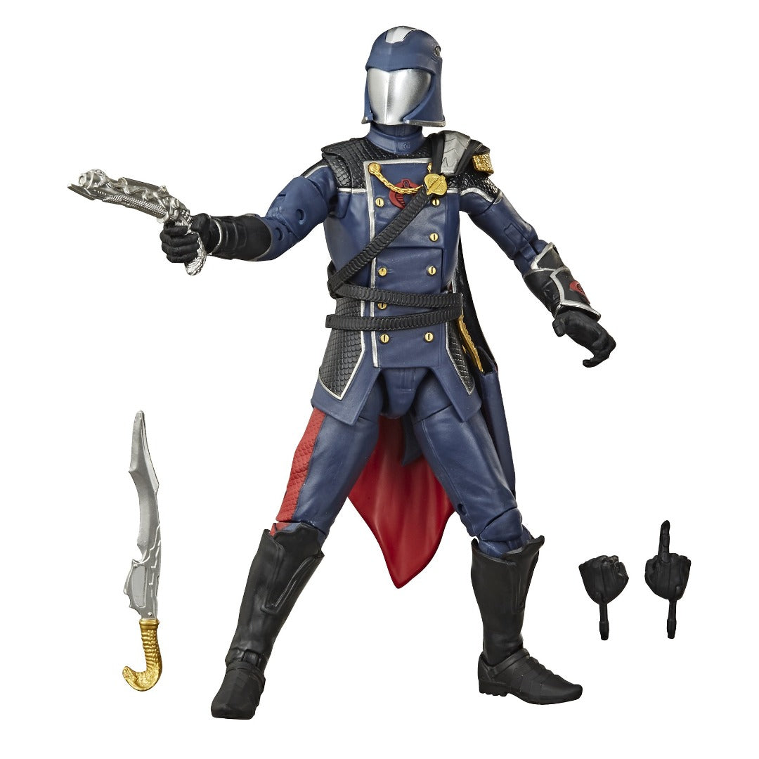GI Joe Classified Series Cobra Commander Figure by Hasbro -Hasbro - India - www.superherotoystore.com