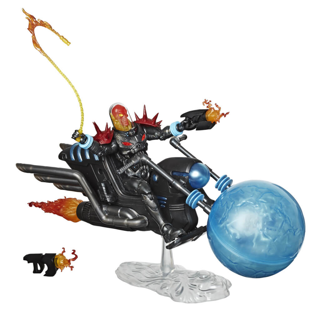 Cosmic Ghost Rider with Bike Marvel Legends Figure by Hasbro -Hasbro - India - www.superherotoystore.com