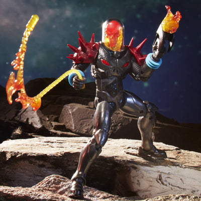 Cosmic Ghost Rider with Bike Marvel Legends Figure by Hasbro