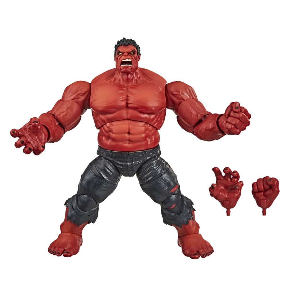 Avengers Marvel Legends Red Hulk Figure by Hasbro -Hasbro - India - www.superherotoystore.com