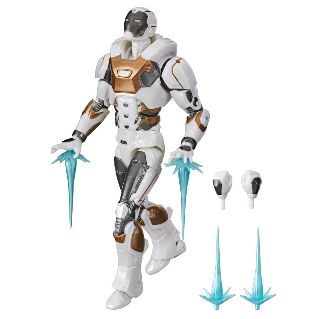Avengers Starboost Armor Iron Man Marvel Legends Figure by Hasbro -Hasbro - India - www.superherotoystore.com