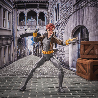 Black Widow Grey Suit Marvel Legends Figure by Hasbro -Hasbro - India - www.superherotoystore.com