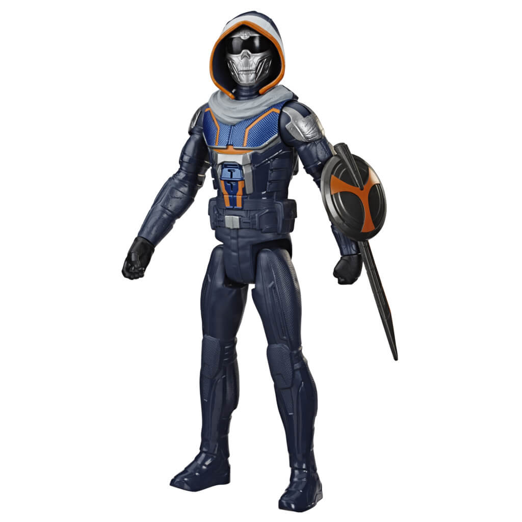 Black Widow Movie: Titan Hero Series Taskmaster Figure by Hasbro -Hasbro - India - www.superherotoystore.com