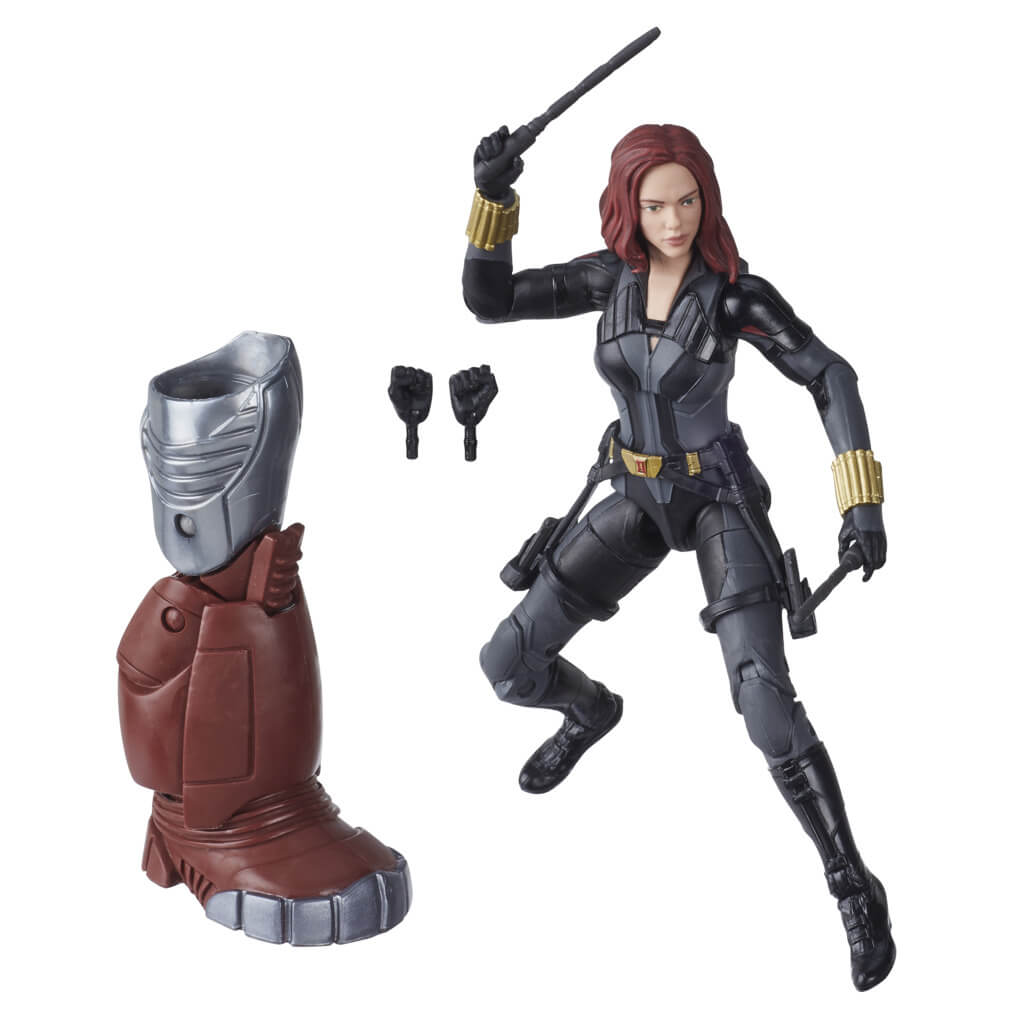 Black Widow Movie: Black Widow Marvel Legends Figure by Hasbro -Hasbro - India - www.superherotoystore.com
