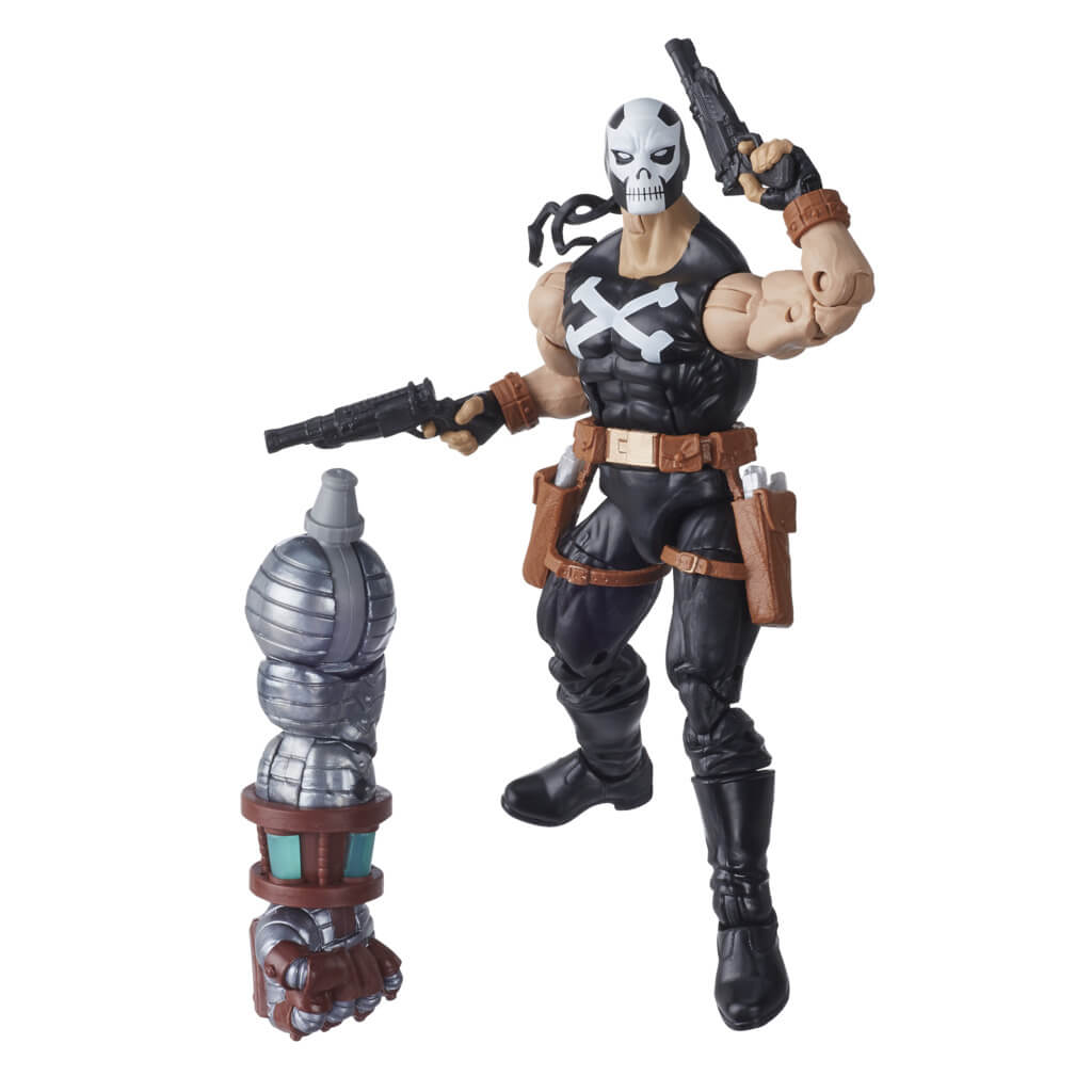 Black Widow Movie: Crossbones Marvel Legends Figure by Hasbro -Hasbro - India - www.superherotoystore.com