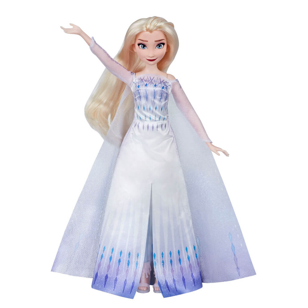 Frozen 2 Musical Adventure Elsa Figure by Hasbro