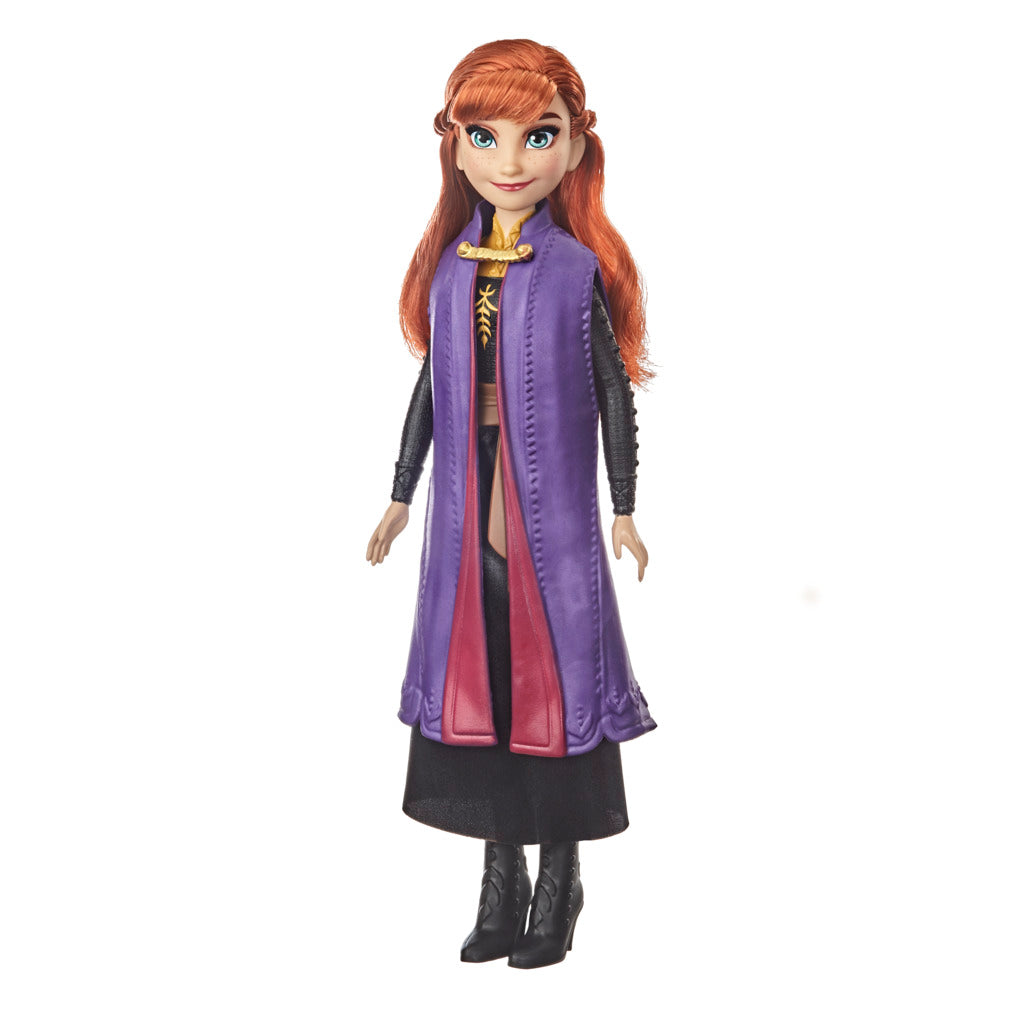 Frozen 2 Anna Doll by Hasbro