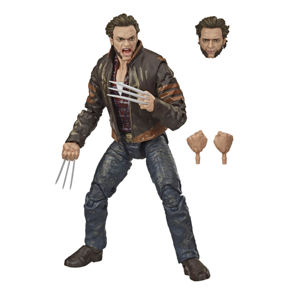 X-Men 20th Anniversary Wolverine Marvel Legends Figure by Hasbro -Hasbro - India - www.superherotoystore.com