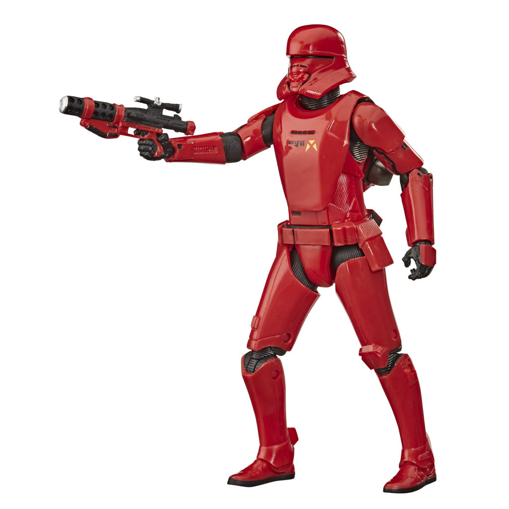 Star Wars Black Series Sith Jet Trooper Figure by Hasbro -Hasbro - India - www.superherotoystore.com