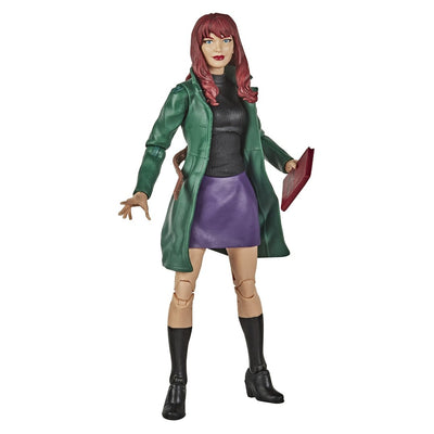 Spiderman Retro Collection Gwen Stacy Marvel Legends Figure by Hasbro -Hasbro - India - www.superherotoystore.com
