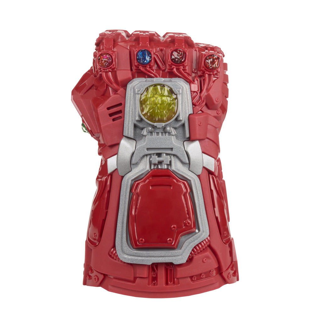 Avengers Endgame Red Electronic Gauntlet by Hasbro -Hasbro - India - www.superherotoystore.com