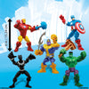 Marvel Comics Super Hero Mashers Collectible Gift Pack by Hasbro -Hasbro - India - www.superherotoystore.com