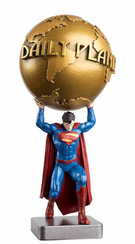DC Superhero Best of Figure Special #1 Superman by Eaglemoss Publications -Eaglemoss Publications - India - www.superherotoystore.com