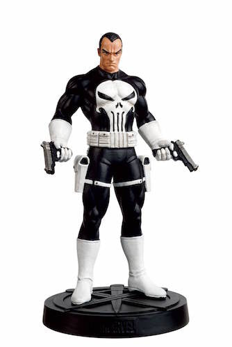 Marvel Fact Files Punisher Statue by Eaglemoss Publications -Eaglemoss Publications - India - www.superherotoystore.com