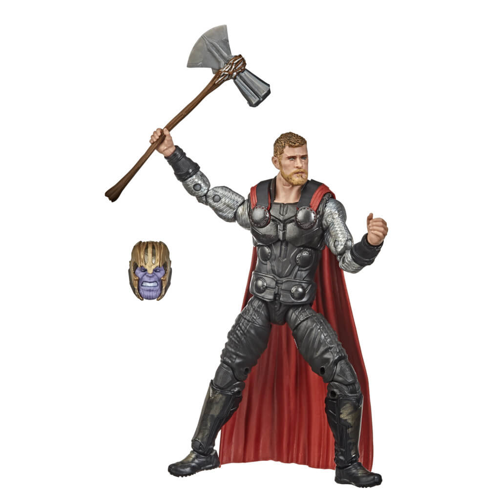 Best of Marvel Legends Thor Marvel Legends Figure by Hasbro -Hasbro - India - www.superherotoystore.com