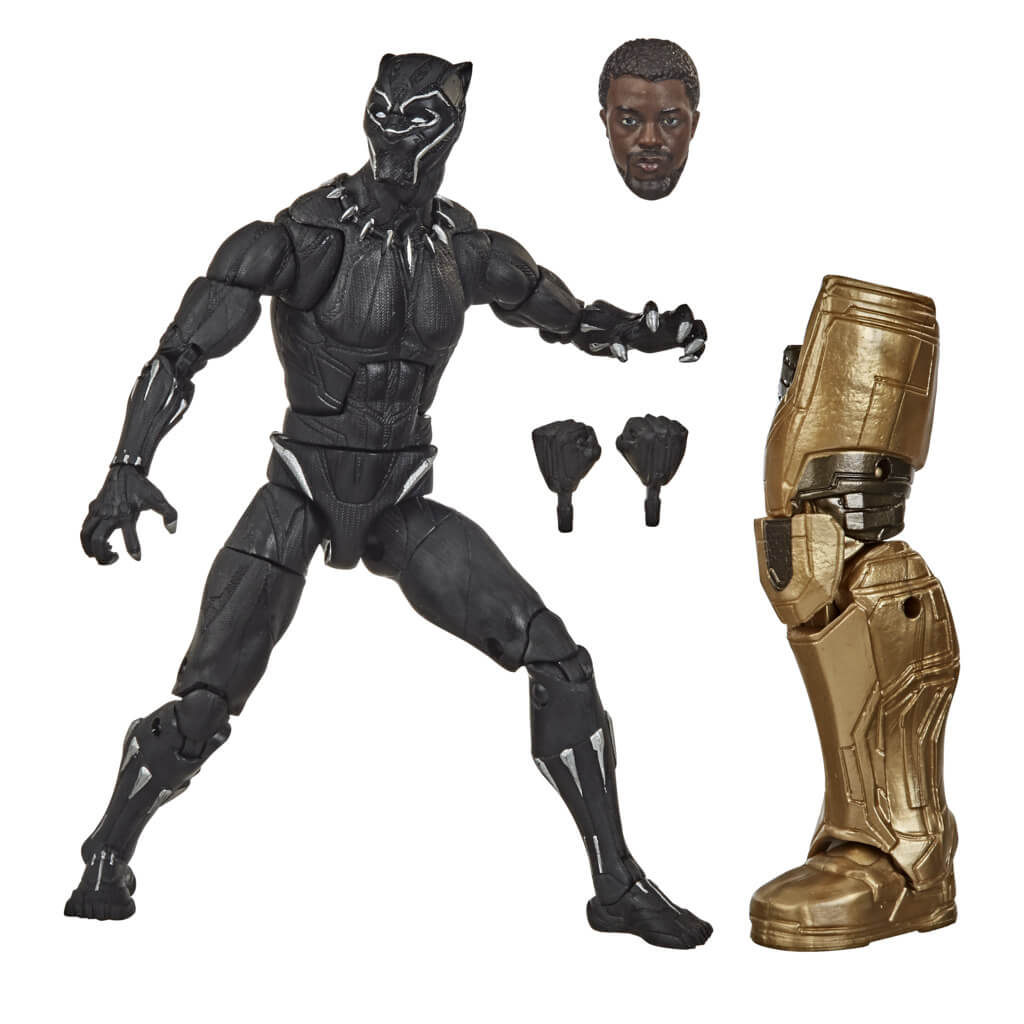 Best of Marvel Legends Black Panther Marvel Legends Figure by Hasbro -Hasbro - India - www.superherotoystore.com