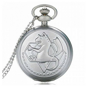 Full Metal Alchemist Pocket Watch