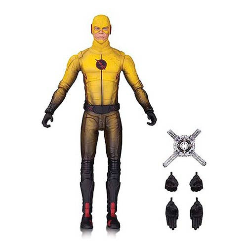 Flash TV Series Reverse Flash Action Figure by DC Collectibles-DC Collectibles- www.superherotoystore.com-Action Figure