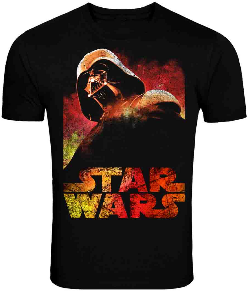 Star Wars Darth Vader T-Shirt-Frog- www.superherotoystore.com-T-Shirt - 1