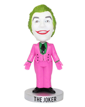 Batman 1966 TV Series Joker Bobble Head-Funko- www.superherotoystore.com-Bobble Heads - 1
