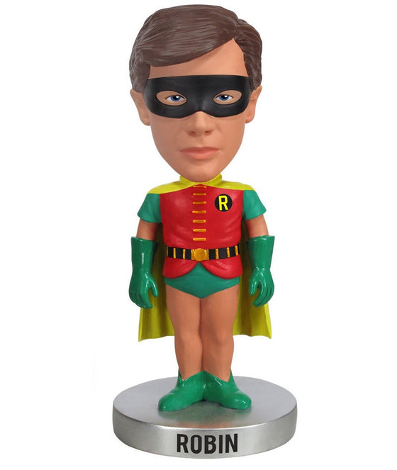 Batman 1966 TV Series Robin Wacky Wobbler-Funko- www.superherotoystore.com-Bobble Heads - 1