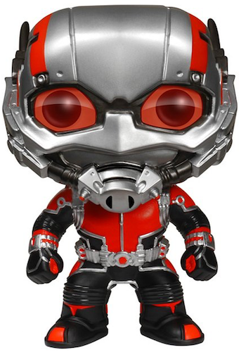 Ant Man Pop! Vinyl Bobble Head by Funko-Funko- www.superherotoystore.com-Action Figure - 1