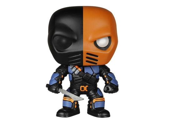 POP Arrow Deathstroke Vinyl Figure-Funko- www.superherotoystore.com-Bobble Heads - 1