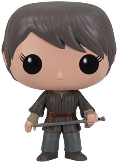 Game of Thrones Arya Stark Pop-Funko- www.superherotoystore.com-Bobble Heads - 1
