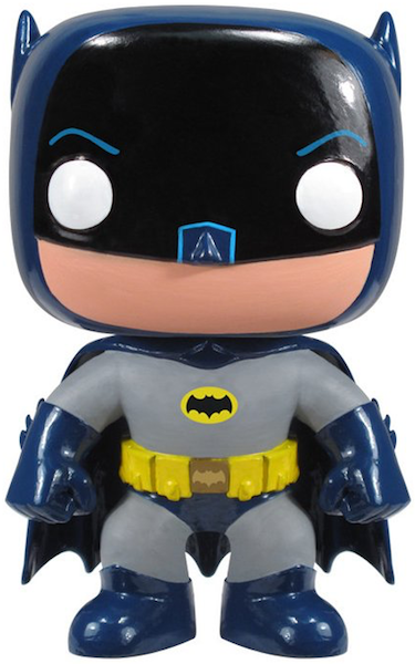 Batman 1966 Pop! Vinyl Figure by Funko-Funko- www.superherotoystore.com-Bobble Heads - 1