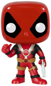 Deadpool Thumbs Up Pop-Funko- www.superherotoystore.com-Bobble Heads - 1