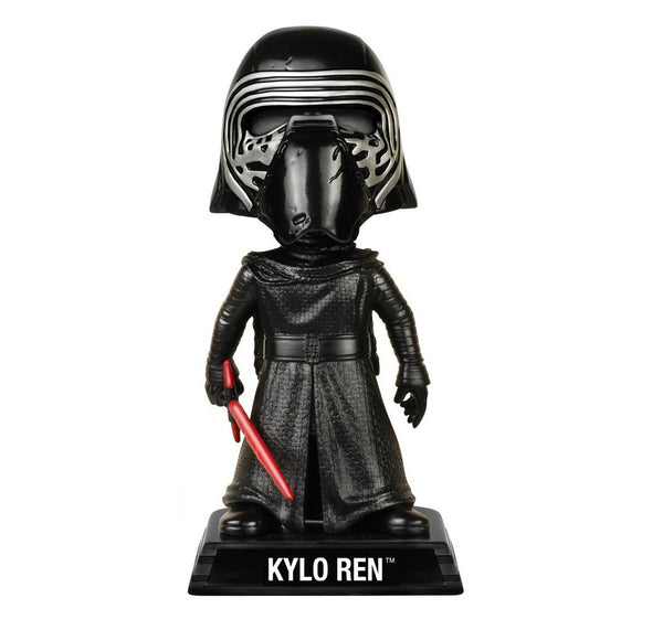 Star Wars Kylo Ren Wacky Wobbler by Funko-Funko- www.superherotoystore.com-Bobble Heads - 1