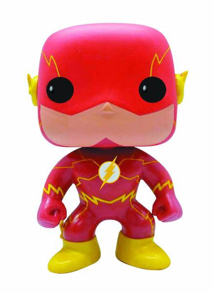 New 52 Flash Pop! Vinyl Figure by Funko-Funko- www.superherotoystore.com-Bobble Heads