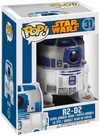 Star Wars R2-D2 Pop! Vinyl Figure by Funko-Funko- www.superherotoystore.com-Bobble Heads - 2